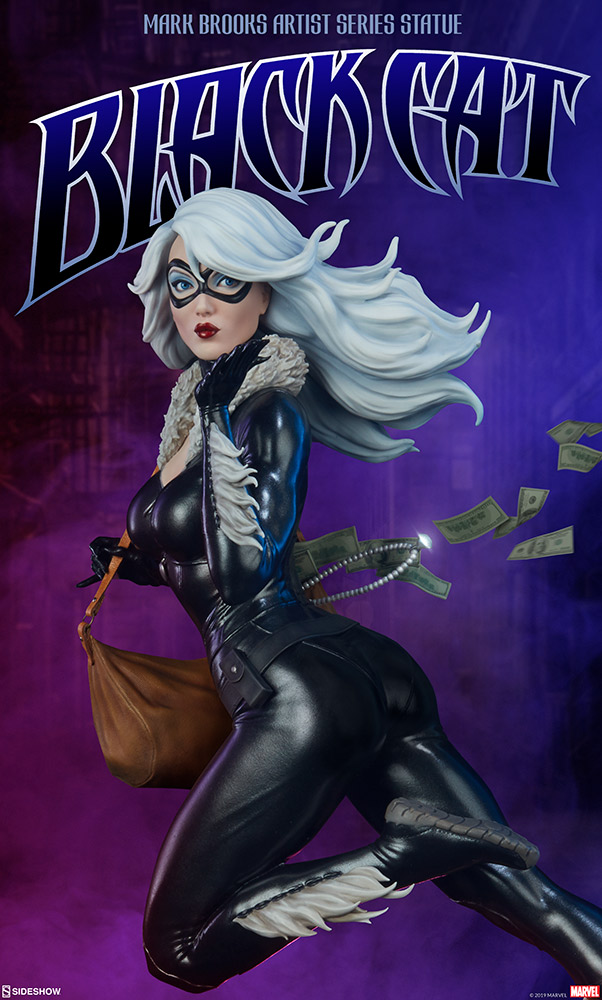 BLACK CAT - Mark Brooks Artist Series Statue 30070410