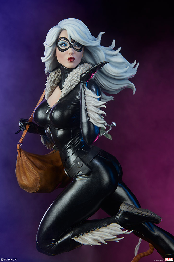 BLACK CAT - Mark Brooks Artist Series Statue 30070412