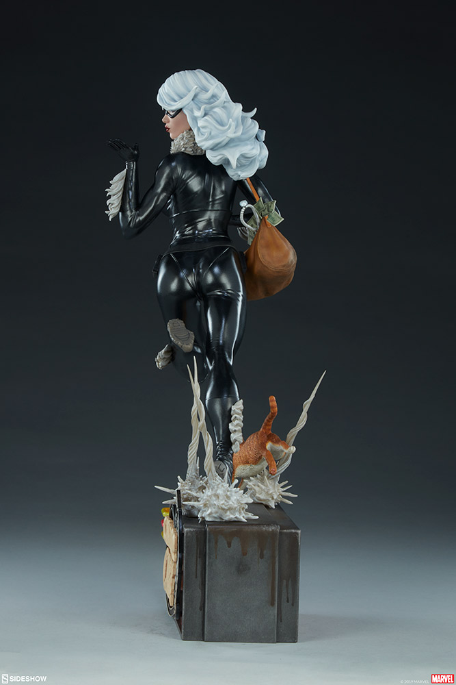 BLACK CAT - Mark Brooks Artist Series Statue 30070416