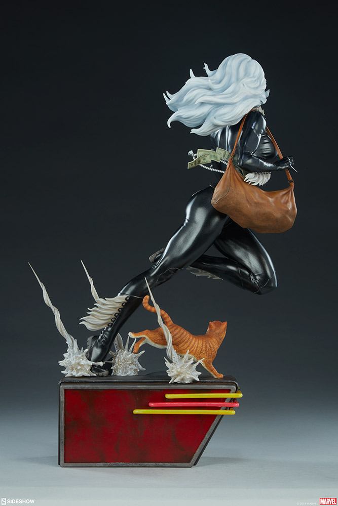 BLACK CAT - Mark Brooks Artist Series Statue 30070418