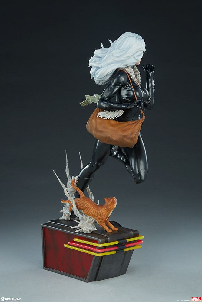 BLACK CAT - Mark Brooks Artist Series Statue 30070419