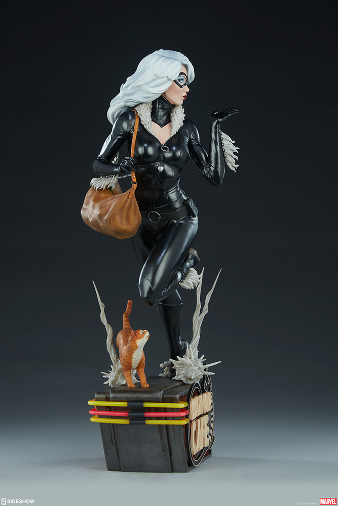 BLACK CAT - Mark Brooks Artist Series Statue 30070420