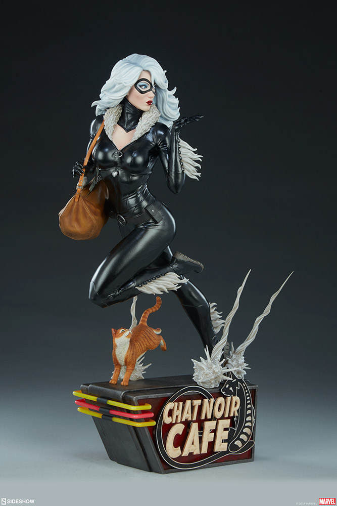 BLACK CAT - Mark Brooks Artist Series Statue 30070421