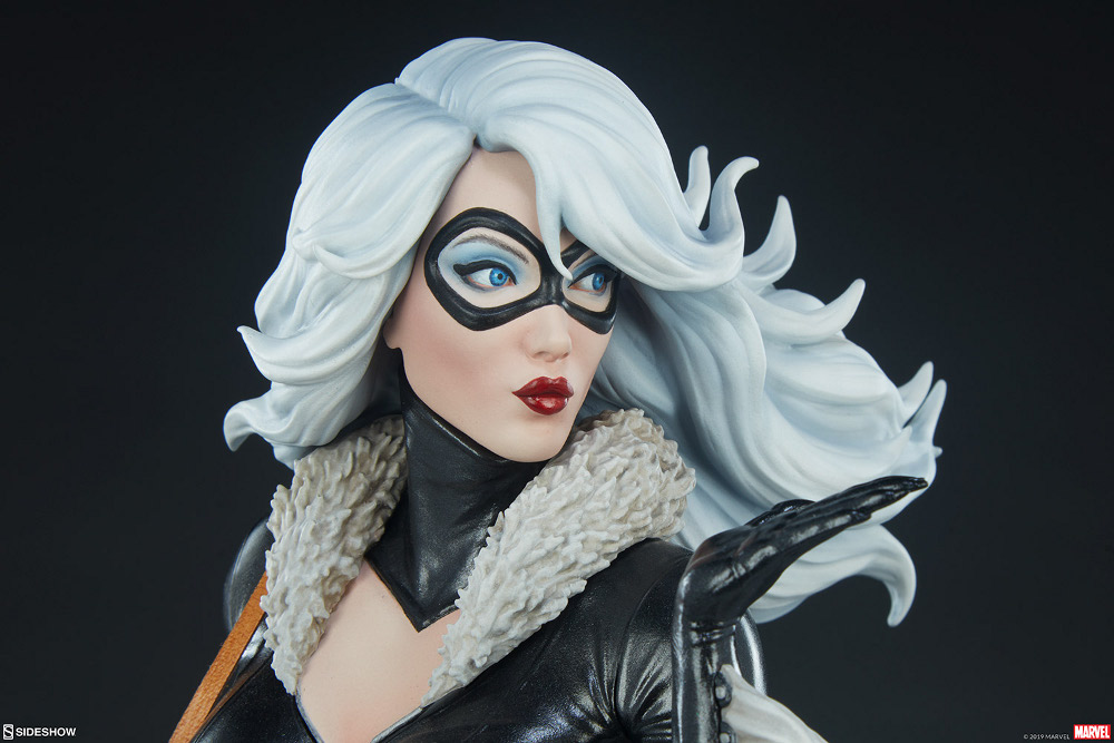 BLACK CAT - Mark Brooks Artist Series Statue 30070423