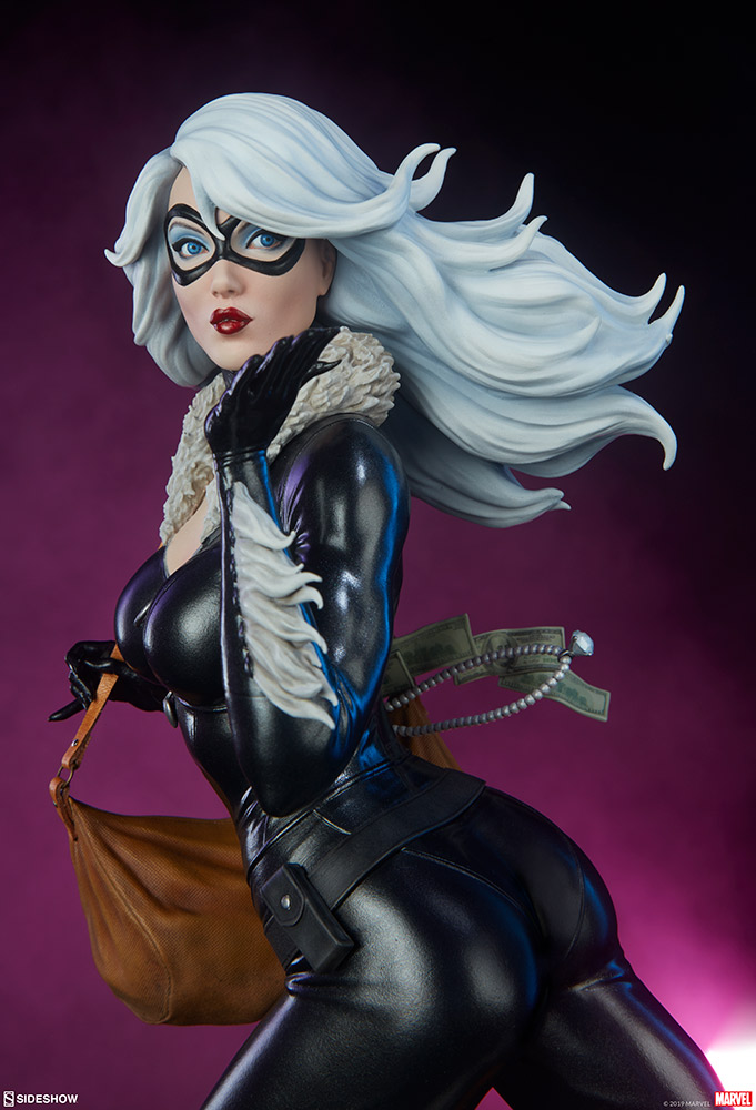 BLACK CAT - Mark Brooks Artist Series Statue 30070427
