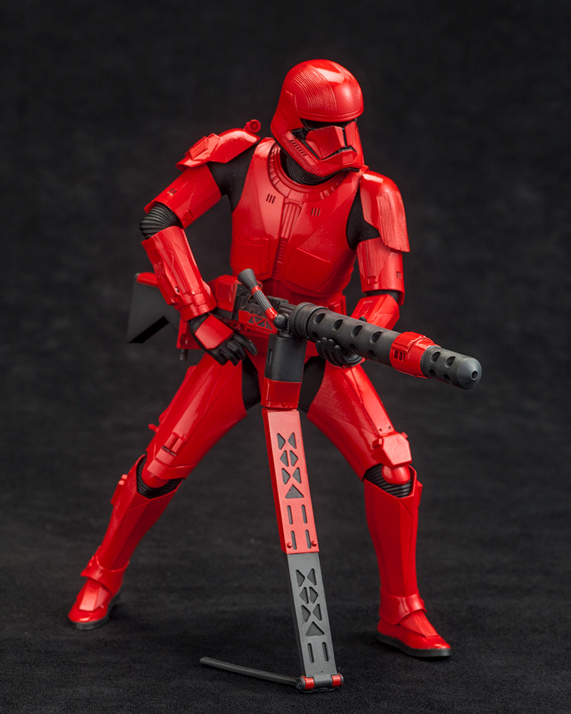 Star Wars: The Rise of Skywalker – Sith Trooper ARTFX+ Statue 2-Pack Artfx-24