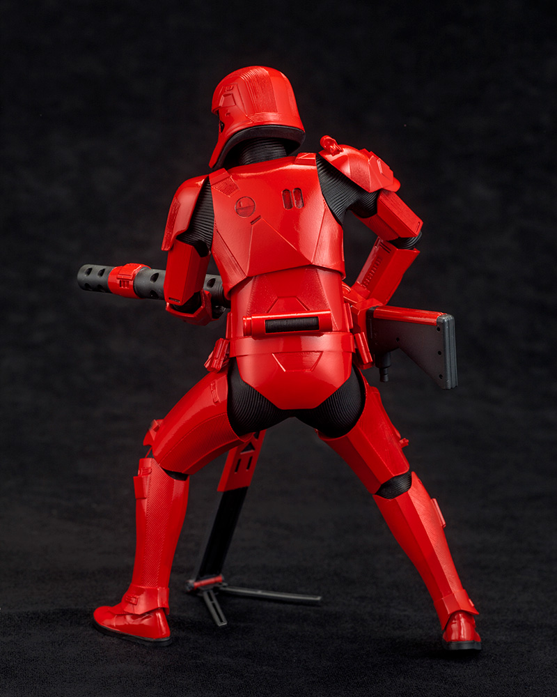 Star Wars: The Rise of Skywalker – Sith Trooper ARTFX+ Statue 2-Pack Artfx-27