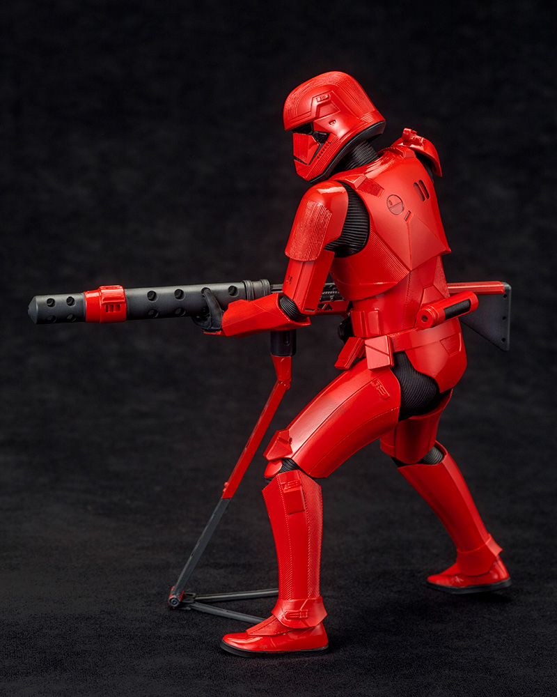 Star Wars: The Rise of Skywalker – Sith Trooper ARTFX+ Statue 2-Pack Artfx-28