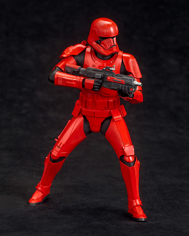 Star Wars: The Rise of Skywalker – Sith Trooper ARTFX+ Statue 2-Pack Artfx-29