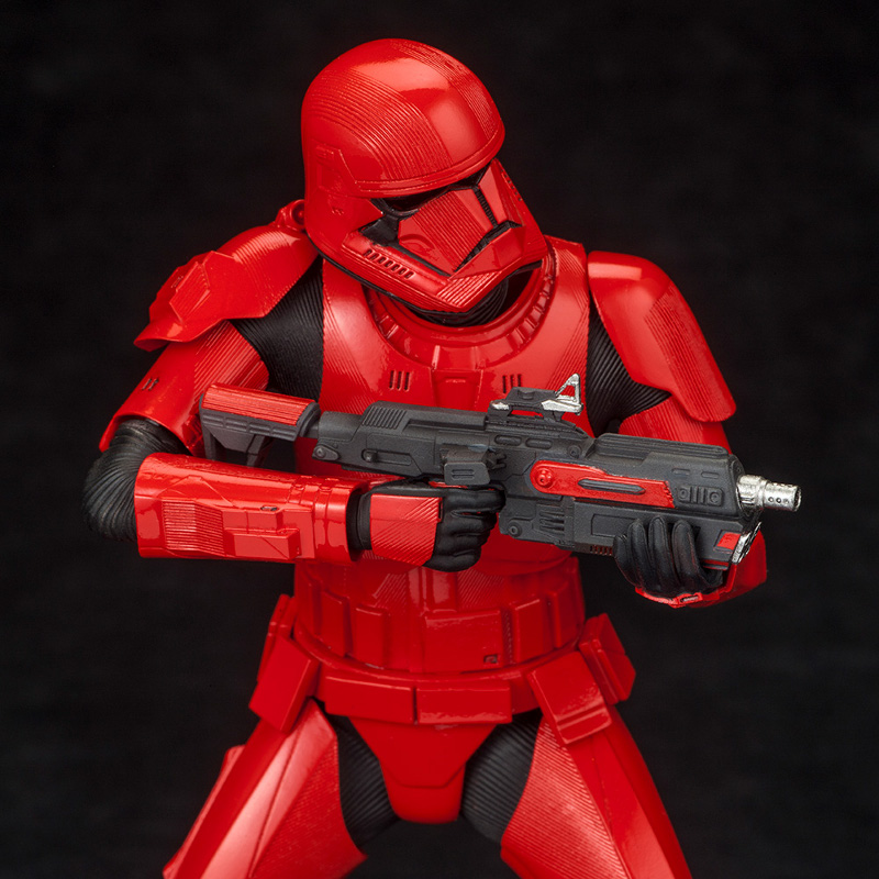Star Wars: The Rise of Skywalker – Sith Trooper ARTFX+ Statue 2-Pack Artfx-32