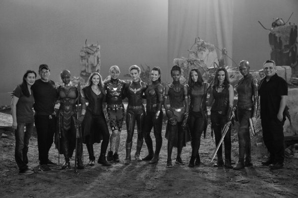 Dans les coulisses d'Avengers : Endgame Avenge27