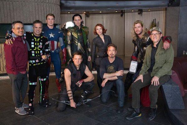 Dans les coulisses d'Avengers : Endgame Avenge29