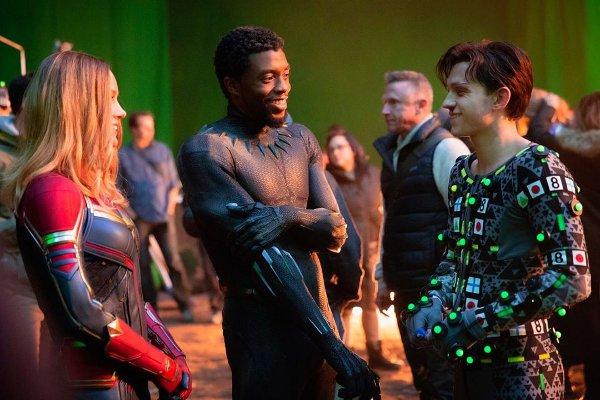 Dans les coulisses d'Avengers : Endgame Avenge32