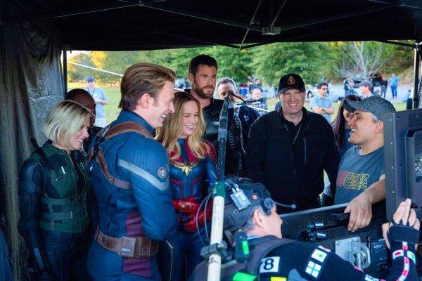 Dans les coulisses d'Avengers : Endgame Avenge33