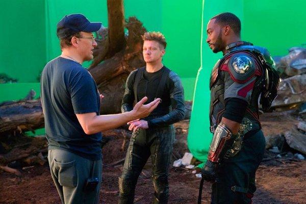 Dans les coulisses d'Avengers : Endgame Avenge34