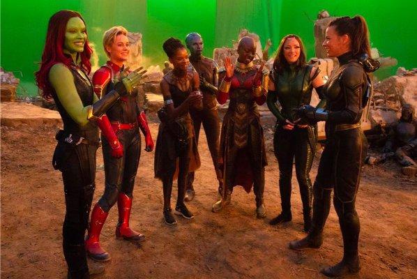 Dans les coulisses d'Avengers : Endgame Avenge35