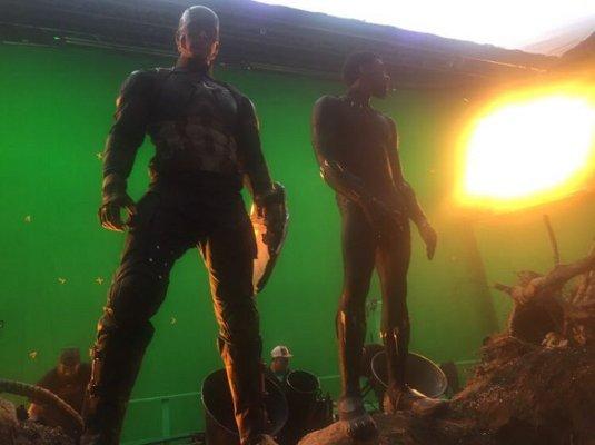Dans les coulisses d'Avengers : Endgame Avenge42