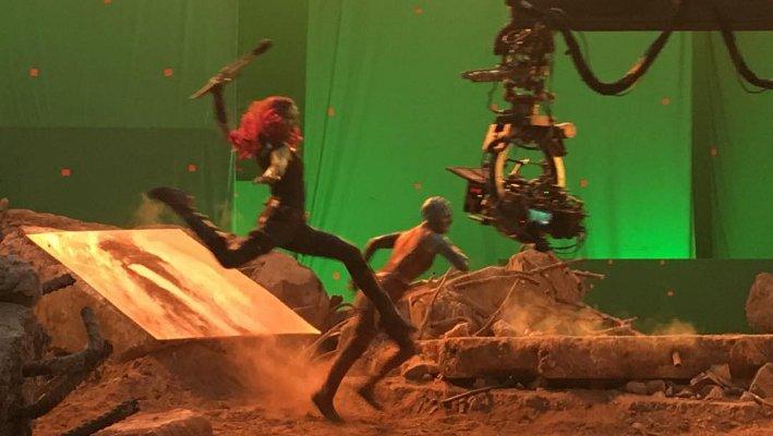 Dans les coulisses d'Avengers : Endgame Avenge48