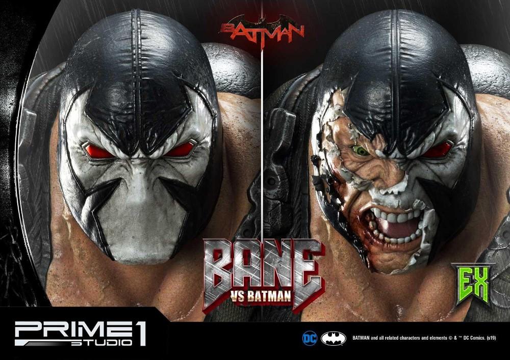 Bane VS Batman 1/3 scale statue Bane_v11