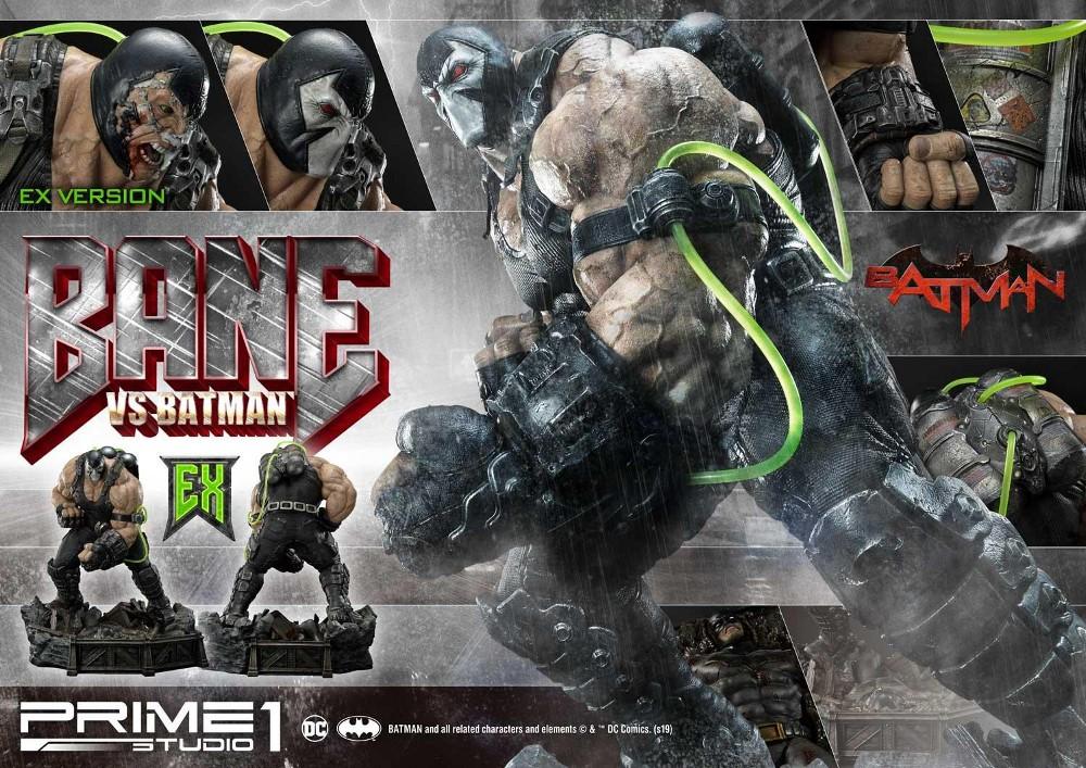 Bane VS Batman 1/3 scale statue Bane_v12