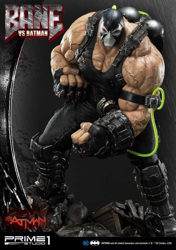 Bane VS Batman 1/3 scale statue Bane_v15