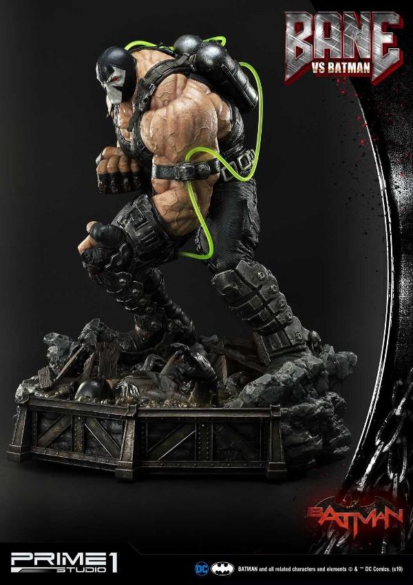 Bane VS Batman 1/3 scale statue Bane_v16
