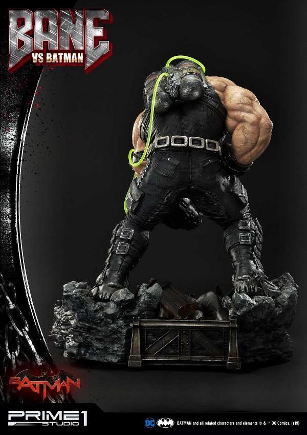 Bane VS Batman 1/3 scale statue Bane_v17
