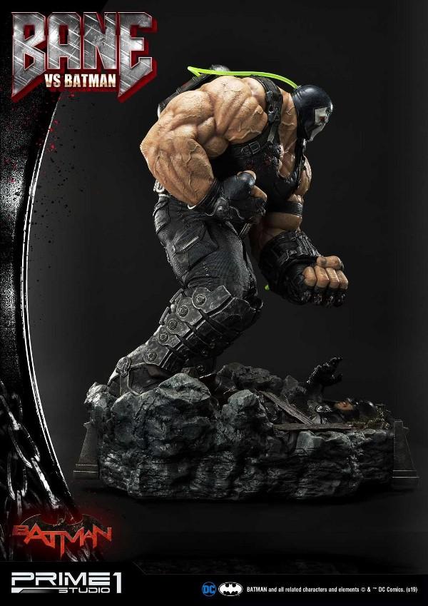 Bane VS Batman 1/3 scale statue Bane_v18