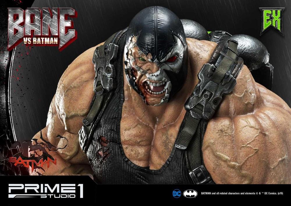 Bane VS Batman 1/3 scale statue Bane_v19
