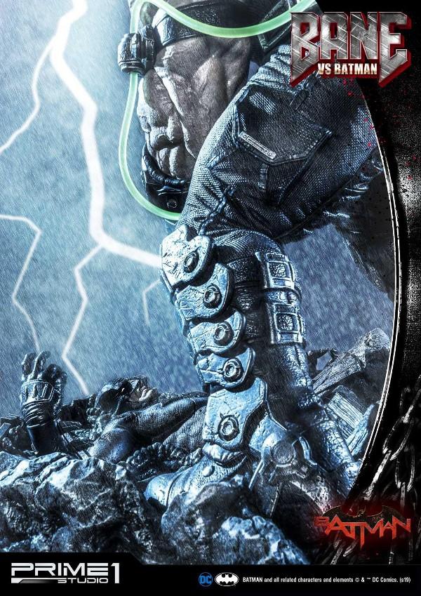 Bane VS Batman 1/3 scale statue Bane_v20