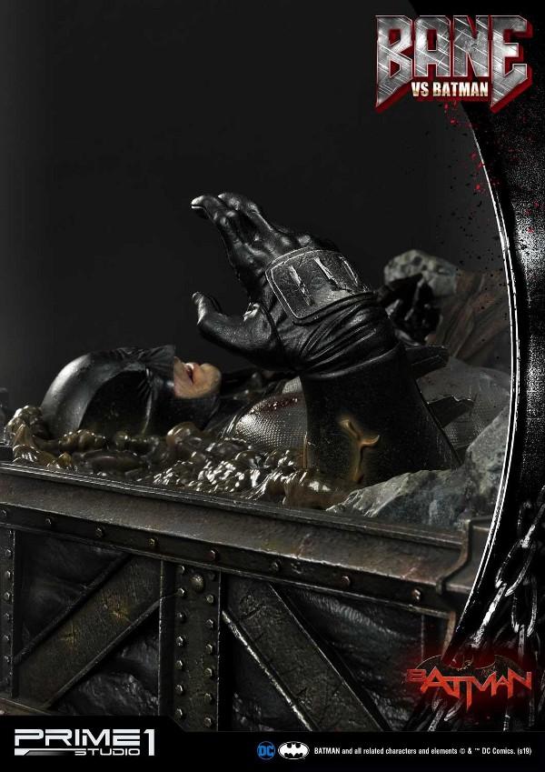 Bane VS Batman 1/3 scale statue Bane_v23