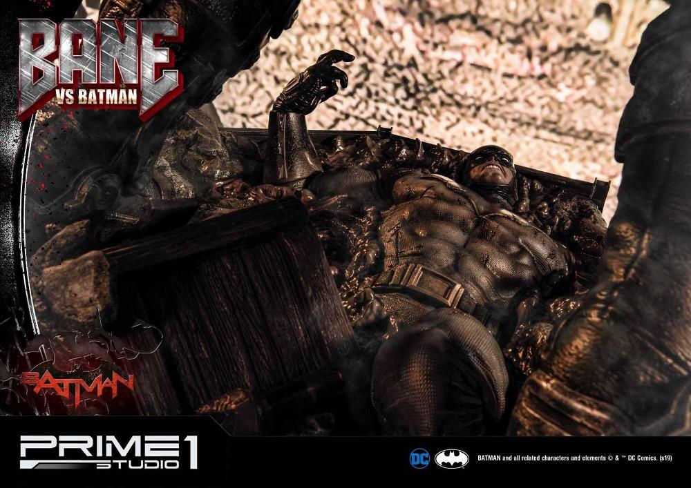 Bane VS Batman 1/3 scale statue Bane_v24