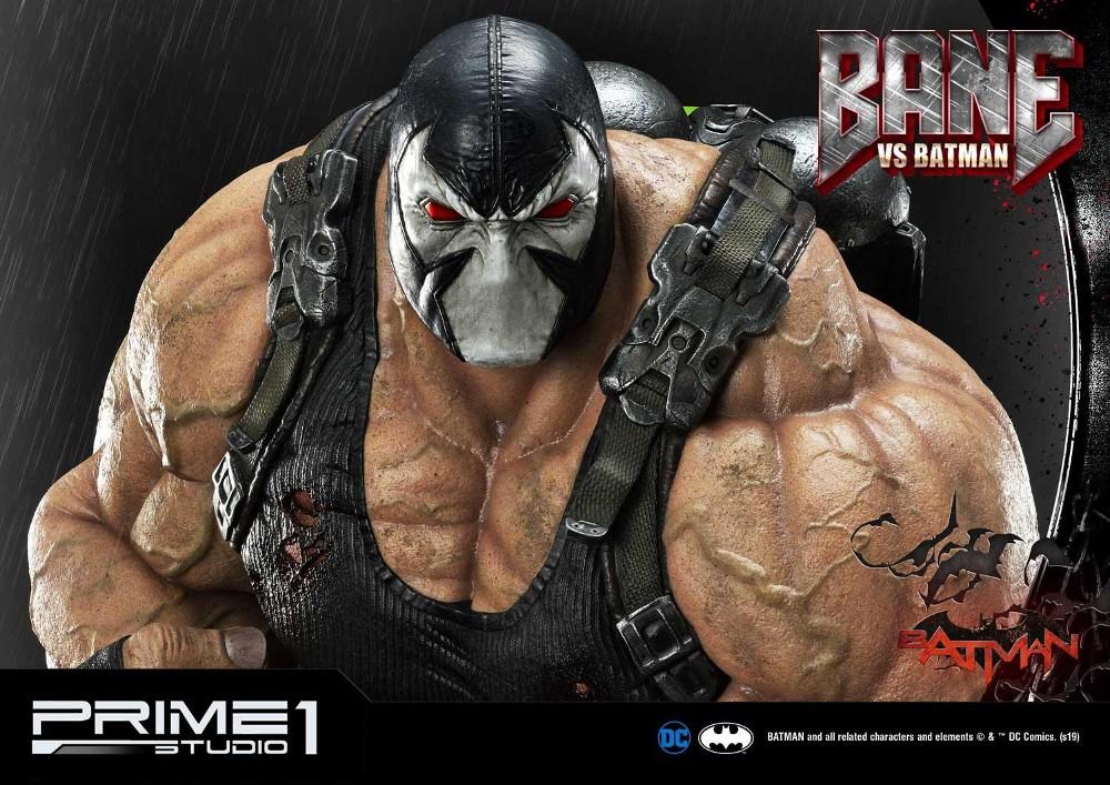 Bane VS Batman 1/3 scale statue Bane_v25