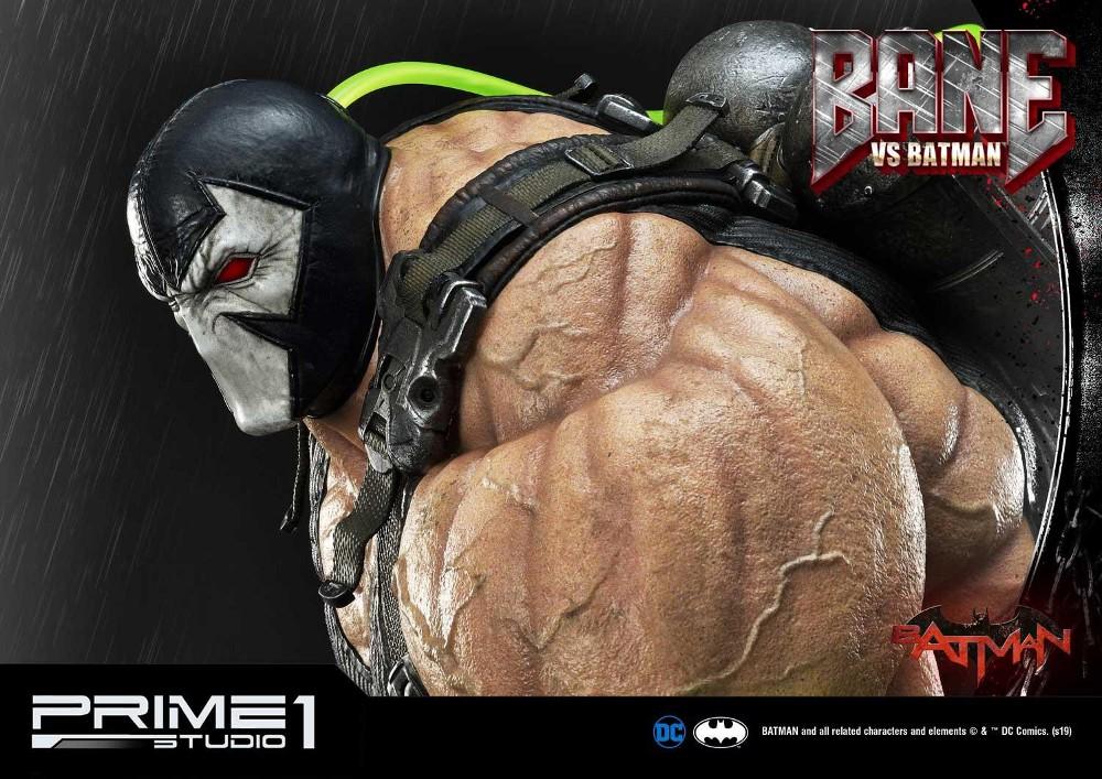 Bane VS Batman 1/3 scale statue Bane_v27