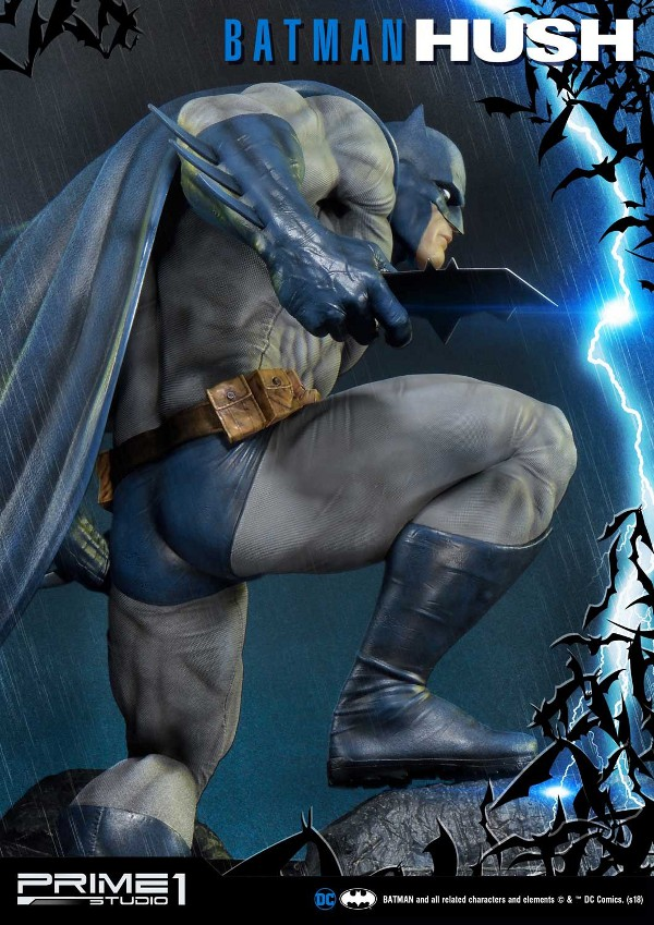 BATMAN:HUSH - Batman - 1/3 Exclusive Version Batma101