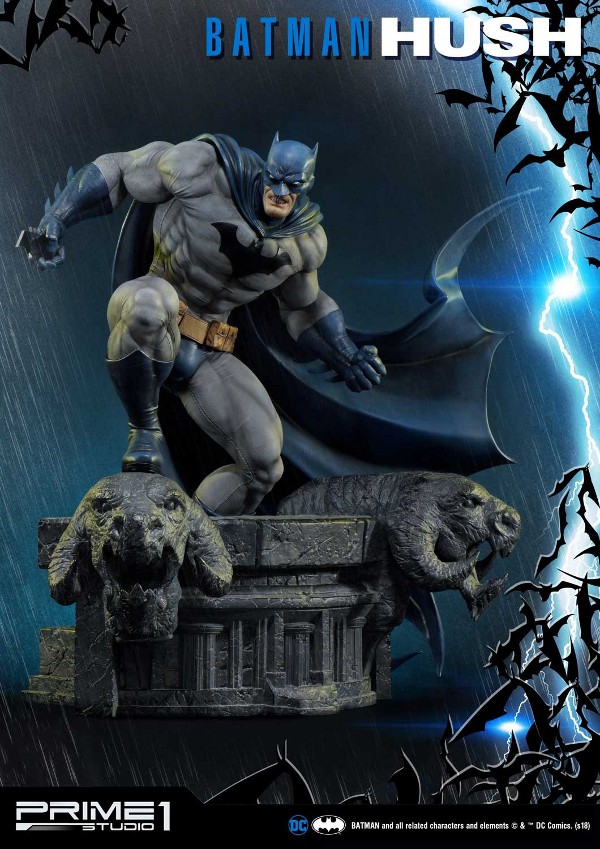 BATMAN:HUSH - Batman - 1/3 Exclusive Version Batma102