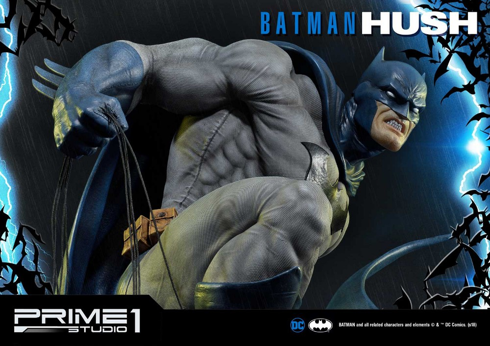 BATMAN:HUSH - Batman - 1/3 Exclusive Version Batma107