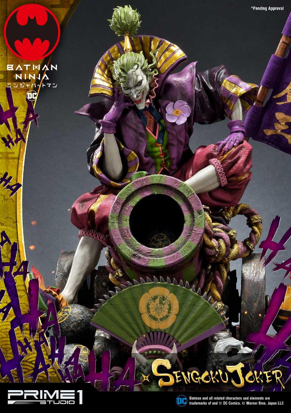 Batman Ninja : Sengoku Joker 1/4 scale Premium Masterline Batma129