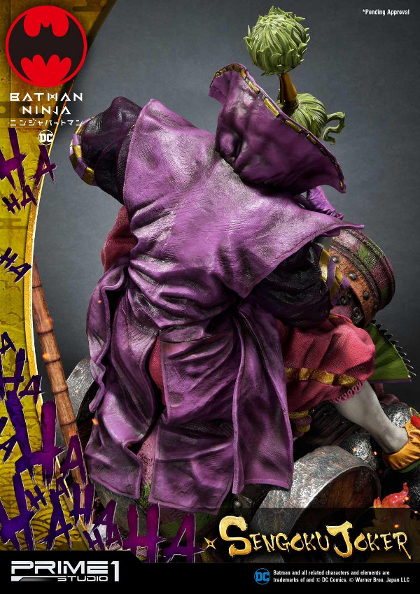 Batman Ninja : Sengoku Joker 1/4 scale Premium Masterline Batma137