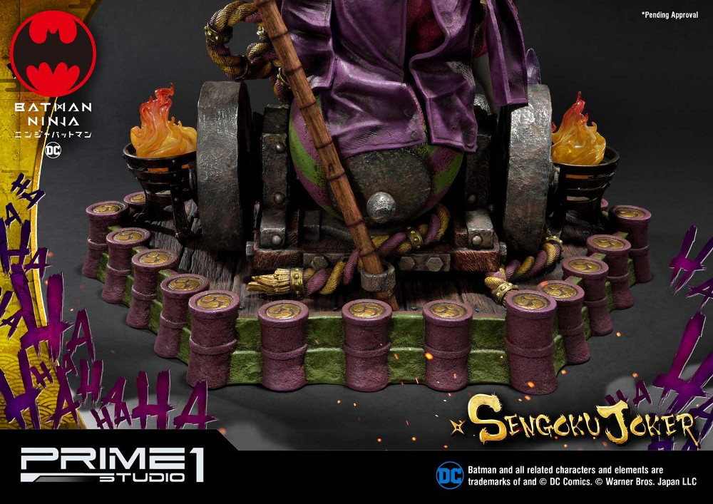 Batman Ninja : Sengoku Joker 1/4 scale Premium Masterline Batma144