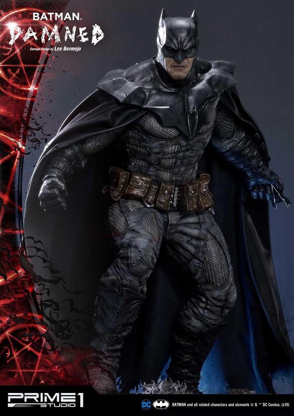 DC Comics – Batman Damned 1/3 scale Statue (Concept Design by Lee Bermejo) Batman41
