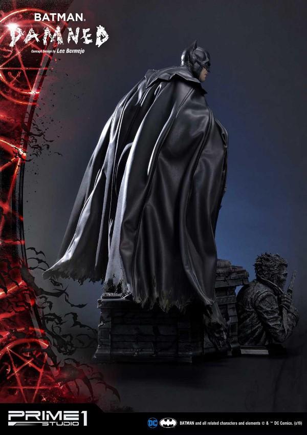 DC Comics – Batman Damned 1/3 scale Statue (Concept Design by Lee Bermejo) Batman42