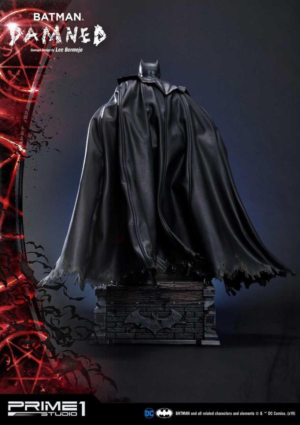 DC Comics – Batman Damned 1/3 scale Statue (Concept Design by Lee Bermejo) Batman43