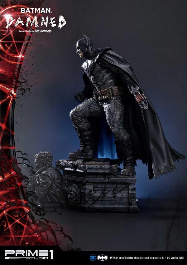 DC Comics – Batman Damned 1/3 scale Statue (Concept Design by Lee Bermejo) Batman44