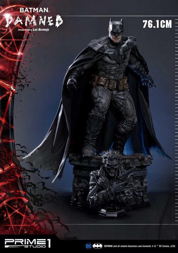 DC Comics – Batman Damned 1/3 scale Statue (Concept Design by Lee Bermejo) Batman45
