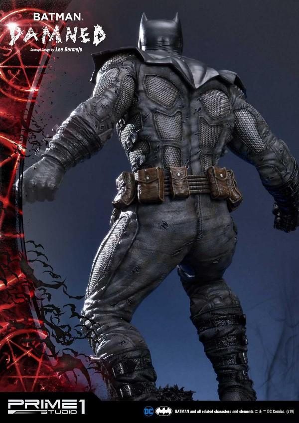 DC Comics – Batman Damned 1/3 scale Statue (Concept Design by Lee Bermejo) Batman46