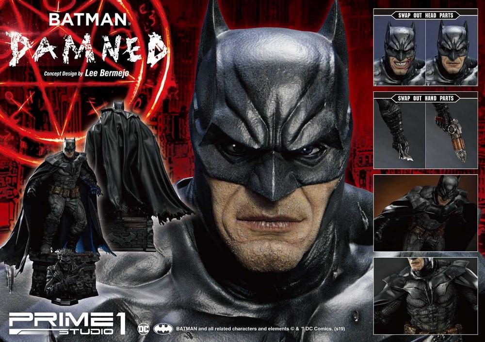 DC Comics – Batman Damned 1/3 scale Statue (Concept Design by Lee Bermejo) Batman47