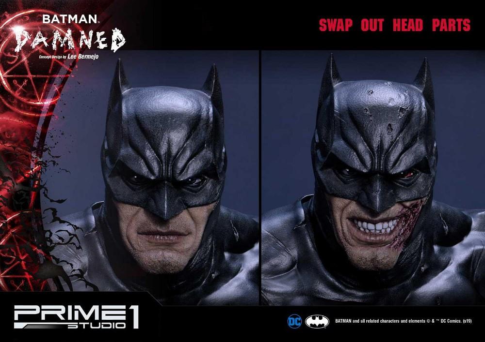 DC Comics – Batman Damned 1/3 scale Statue (Concept Design by Lee Bermejo) Batman49