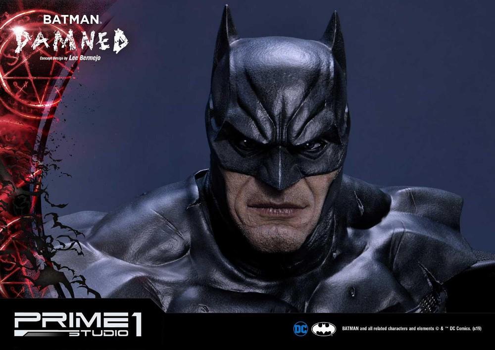 DC Comics – Batman Damned 1/3 scale Statue (Concept Design by Lee Bermejo) Batman50