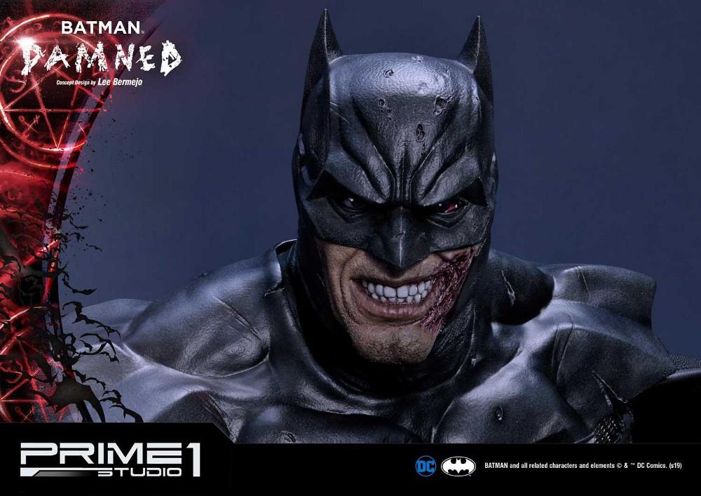 DC Comics – Batman Damned 1/3 scale Statue (Concept Design by Lee Bermejo) Batman51